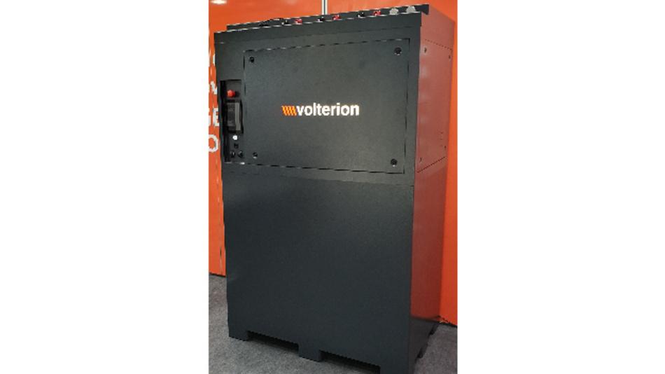 Die Redox-Flow-Batterietechnik wird für die Speicherung erneuerbarer Energien eingesetzt.