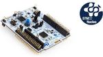 STM32-Nucleo-64-Board mit Mikrocontroller STM32G474RE