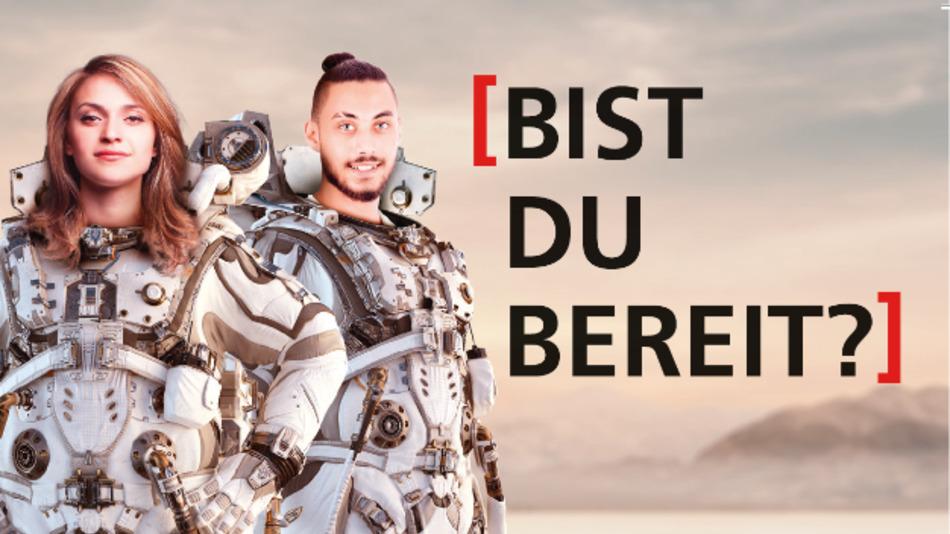 Das 'Technoseum' sucht Deutschlands nächste Astronauten.
