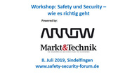 Forum Safety & Security
