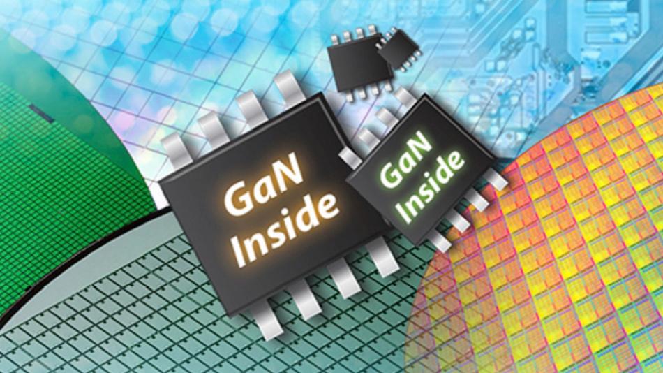 Durch die Verfügbarkeit ihrer GaN-Bauteile auf Wafer-Ebene lassen sie sich leichter in Subsysteme von Stromversorgungen integrieren.