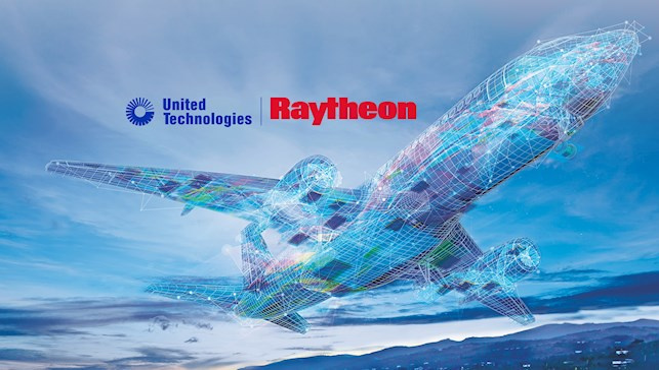 United Technologies udn Raytheon wollen die Zukunft der Luft- und Raumfahrt sowie der Verteidigung neu definieren.
