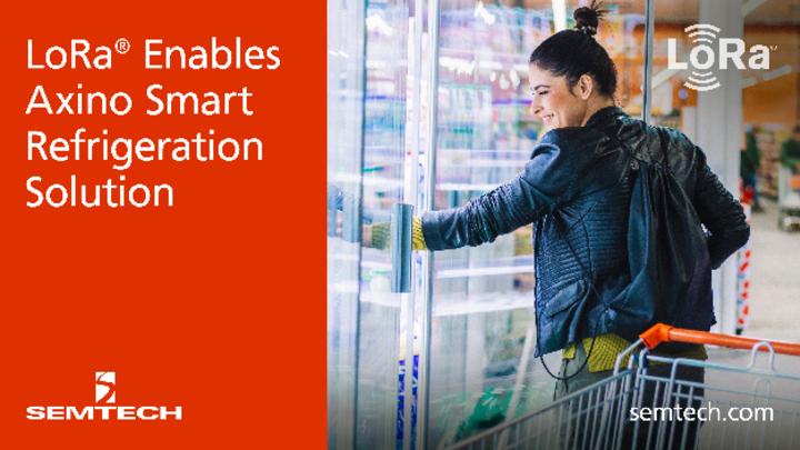 LoRa-basierte Sensoren liefern Temperaturdaten in Echtzeit, um die Anforderungen an die Lebensmittelsicherheit zu erfüllen und Kosteneinsparungen zu erzielen