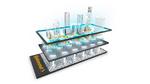 Diffractive Lightfield Backlighting-Technik im 3D-Display