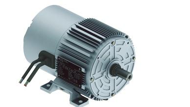 Elektronisch kommutierter Motor WECM von WEG Germany