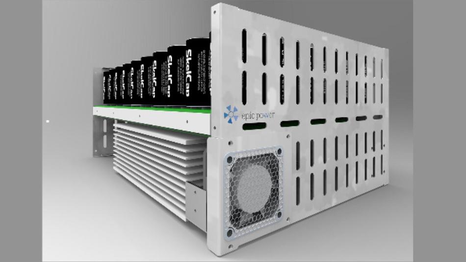 Auf Basis der Ultrakondensatoren von Skeleton Technologies hat Epic Power ein System zum regenerativen Bremsen von Aufzügen vorgestellt, was deren Leistungsaufnahme halbiert.
