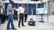 Mobiler Roboter und VR-Brille1