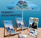 LANline Sommergewinnspiel