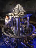 Auch über das Experiment mit der Wattwaage wurde das Neu-Kilogramm definiert.