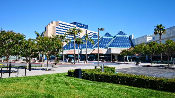 NXP connects im Santa Clara Convention Center
