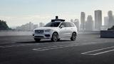Bereit für die Produktion: Volvo und Uber präsentieren selbstfahrendes Auto