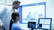 Mit der RIS/PACS-Schnittstelle übertragen und dokumentieren Anwender alle Untersuchungsdaten.