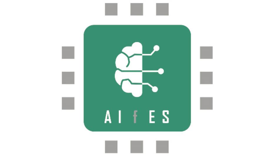Mit AIfES haben Forscher am Fraunhofer IMS eine künstliche Intelligenz (KI) für Mikro-controller und Sensoren entwickelt, die ein voll konfigurierbares künstliches neuronales Netz umfasst.