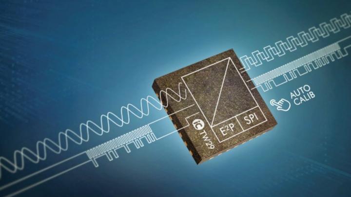26-bit-Encoder-Signalprozessor ic-TW29 von IC-Haus