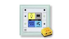 digitalSTROM Raumbediengerät u::Lux Switch dS für digitalSTROM