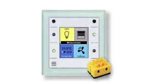 Raumbediengerät u::Lux Switch dS für das digitalSTROM Smart Home.