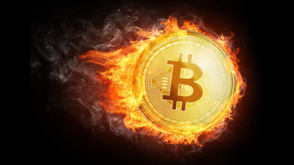 Bitcoin ist die am häufigsten verwendete Kryptowährung.