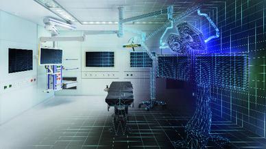 Digitaler OP heißt auch flexible Geräteintegration für mehr Effizienz