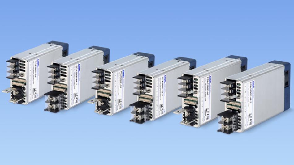 Cosel erweitert seine Netzteilserie PCA um Versionen mit 300 W und 1 kW.