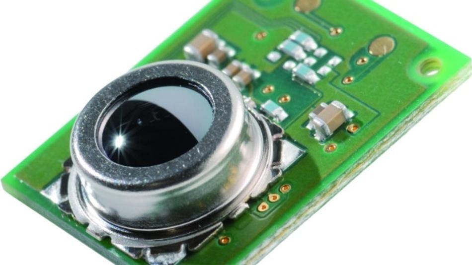 Hochintegriert und für eine Vielzahl von Anwendungen geeignet: Die berührungslosen Temperatursensoren der Serie MEMS von Omron
