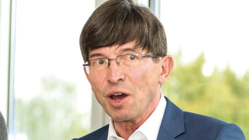 Prof. Gunther Olesch, Phoenix Contact »Mein Ziel war von Anfang an, bei Arbeitgeberwettbewerben  unter die ersten drei  zu kommen.«