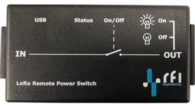 LoRa Remote Power Switch