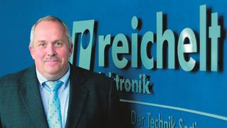 Porträtfoto: Ulf Timmermann, CEO, Reichelt Elektronik