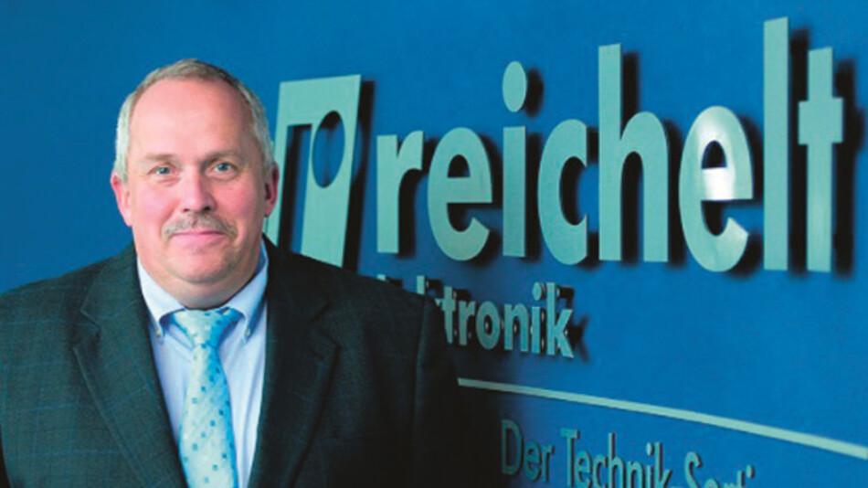 Ulf Timmermann ist CEO von Reichelt Elektronik.