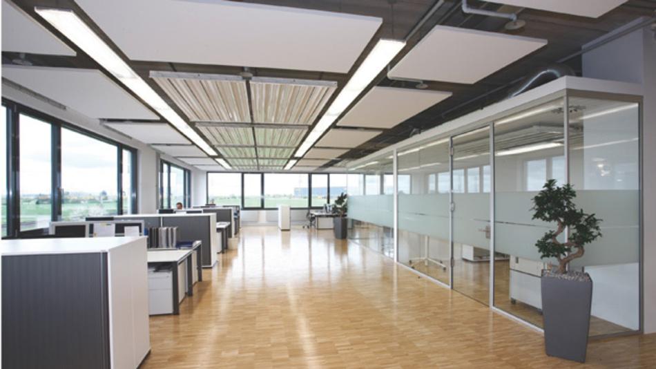 Die neue LED wurde speziell für den Einsatz in Flächenbeleuchtung und Downlights entwickelt.