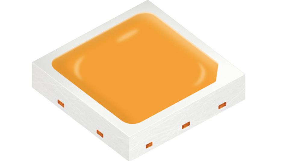 Die Osconiq S 3030 QD ist die erste Quantum-Dotbasierte LED von Osram