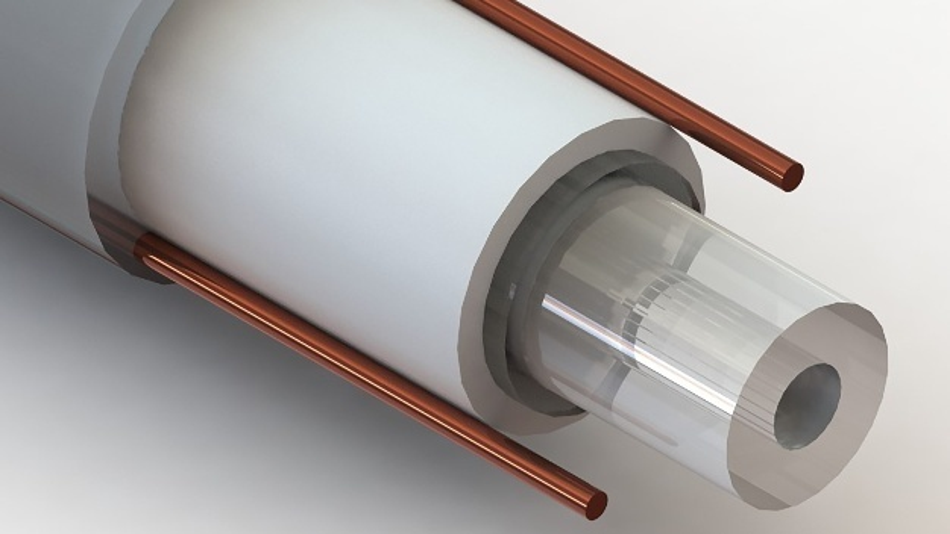 Kupferdraht-Leiter im Polyamid-Jacket unterstützen den Aufbau aktiver Schutzvorrichtungen