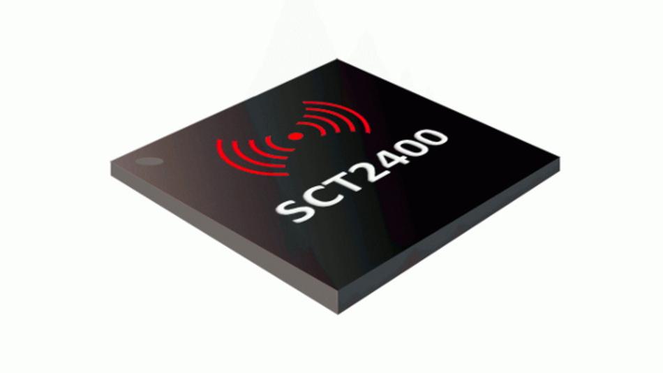 Sprachkommunikation im 2,4-GHz-Band mit hoher Reichweite.