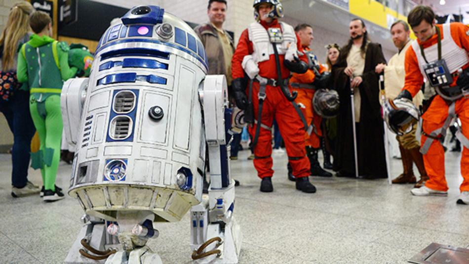 Roboter R2-D2 prägt Vorstellungen von Künstlicher Intelligenz.