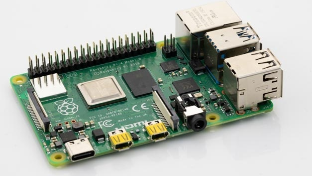 Maker Boards: Raspberry Pi 4: new cores, more memory, more