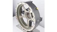 Schema des Elektroantriebs von Siemens