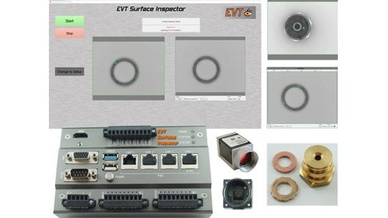 EVT Scratch Inspector