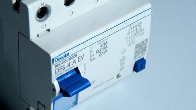 Der Doepke-Fehlerstromschutz für die E-Mobilität entspricht der neuen Norm IEC 62955.
