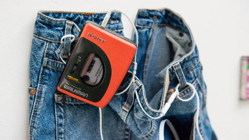 Am 1. Juli 1979 kam der Walkman auf den Mark.