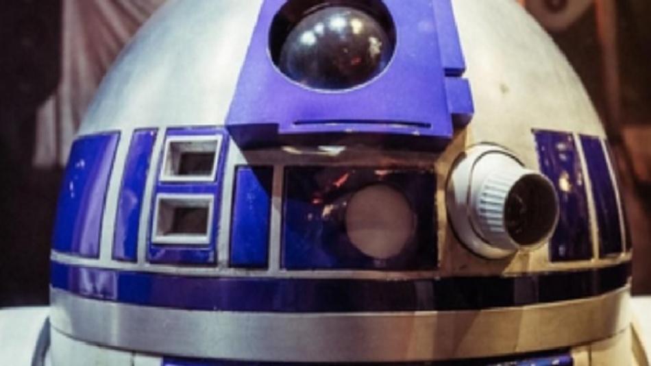 Der Roboter R2-D2 aus der Serie Star Wars ist die bekanntesten KI in Deutschland.