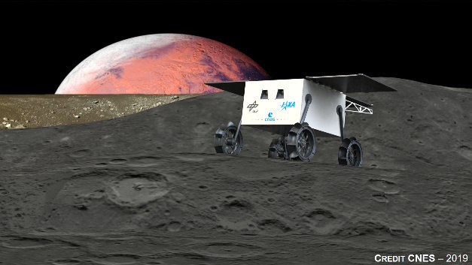Das DLR übernimmt die Entwicklung des Rovergehäuses, des robotischen Fortbewegungssystems sowie eines Spektrometers und eines Radiometers.