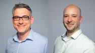 Alexander Dallmann (links) und Benjamin Winterstein verstärken ab sofort das Elektronik-Team bei Assona.