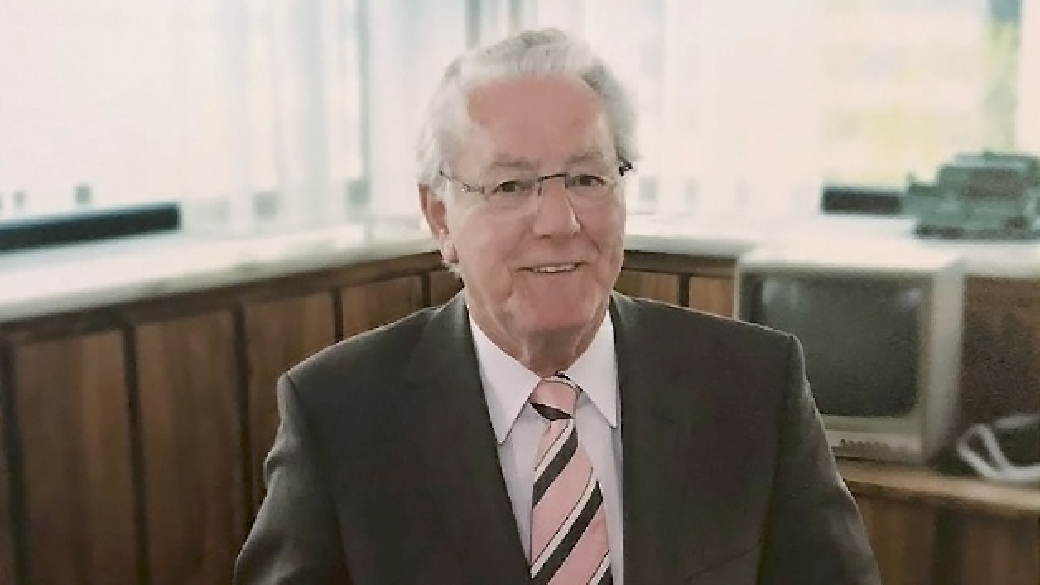Franz Binder, Firmengründer der Franz Binder GmbH & Co. Elektrische Bauelemente KG (Neckarsulm).