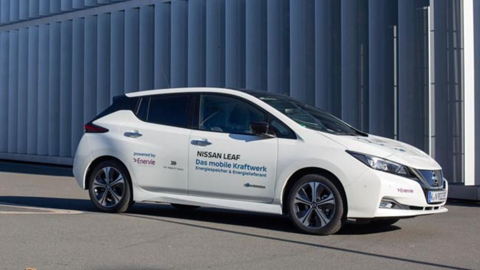 Alliance Ventures investiert in The Mobility House. Mit dem Unternehmen haben die Autobauer bereits Projekte umgesetzt, zum Beispiel den Leaf in einem V2G-Projekt eingesetzt.