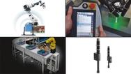 Bildcollage zu Robotik-Produkten aus dem Juni 2019