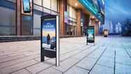 Peerless-AV_Outdoor Digital Signage Group Application