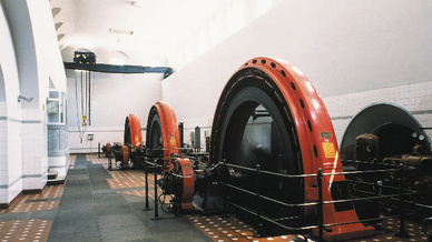 Turbinenhaus