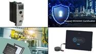 Bildcollage zu Security-Produkten aus dem Juni 2019