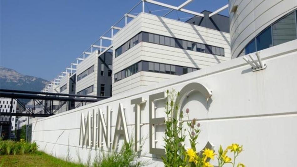 CEA-Leti hat seinen Sitz auf dem Minatec-Campus in Grenoble.