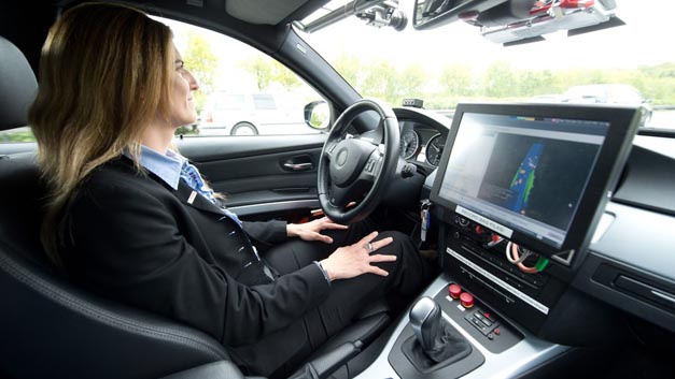 BMBF, BMWi und BMVI haben gemeinsam den Aktionsplan »Forschung für Autonomes Fahren« ins Leben gerufen.