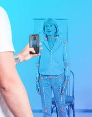 Das Unternehmen aus Berlin ist spezialisiert auf Bewegungsanalysen von Senioren.